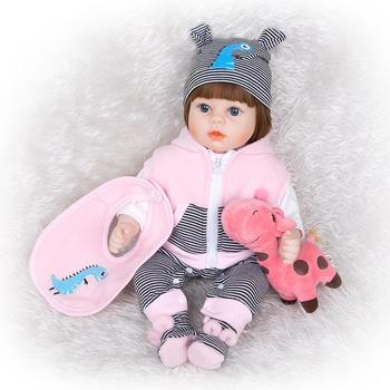 Кукла-младенец KEIUMI 18D29-C345-T05 3