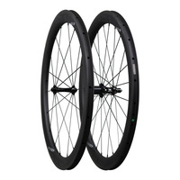 2020 Aero 700C Super Light carbon road bike wheelset T800&T700 for bicycle road