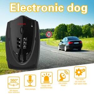 Image 5 - Auto Geschwindigkeit Detektor Stimme Auto Fahrzeug Geschwindigkeit Alert Warnung Für Englisch Russische Thai Auto Geschwindigkeit alarm Fahrzeug tachometer