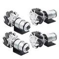 4 pz/set 60 millimetri di Metallo Ruota Mecanum con 12v Encoder Motore per Arduino Rasbperry Torta FAI DA TE Robot RC Auto A VAPORE Giocattolo