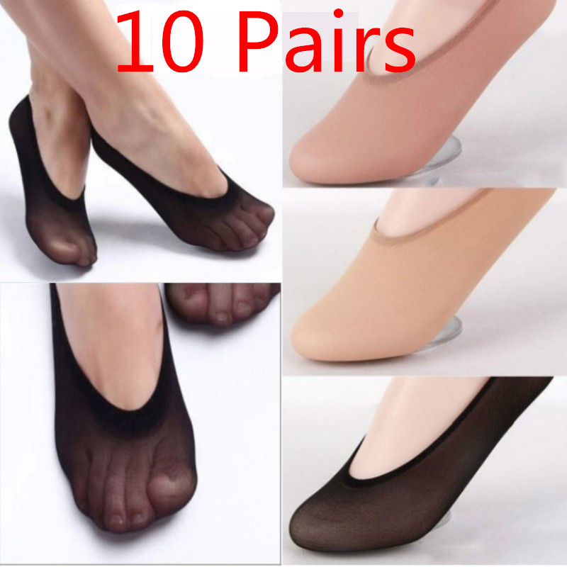 Летние женские носки 10 парт/лот