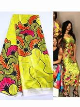 Ankara dashiki – robe en soie et mousseline de soie pour femmes africaines, de haute qualité, pour mariage et tous les jours, belle matière