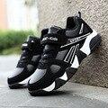 Модная трендовая обувь для мальчиков; яркие кроссовки для мальчиков; легкая детская обувь; резиновая дышащая Обувь На Шнуровке Для мальчико...