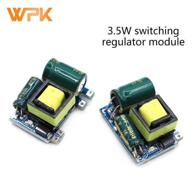 Precisie 12V300/5V700mA 3.5W Switching Regulator Module Geïsoleerde Voeding Board AC-DC220V Turn 5/12 1Pcs
