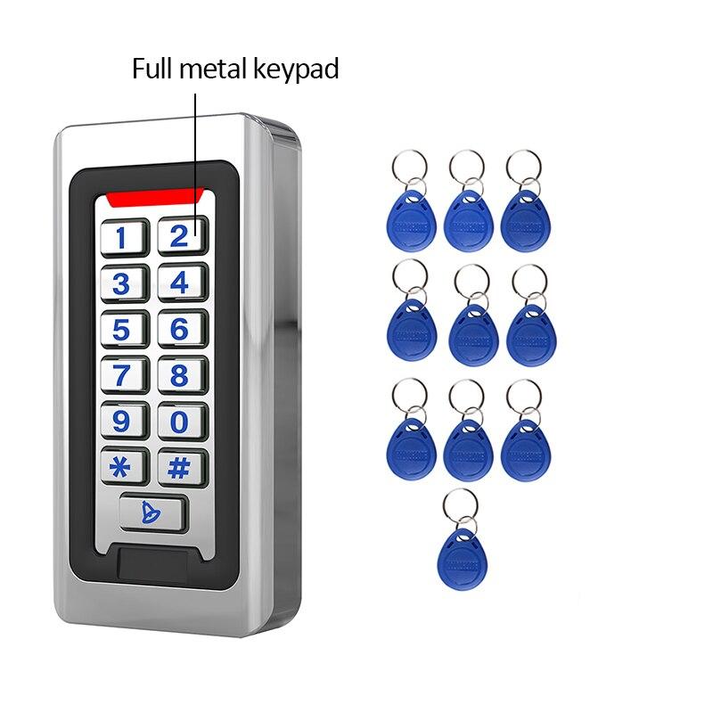 Full Metal Button