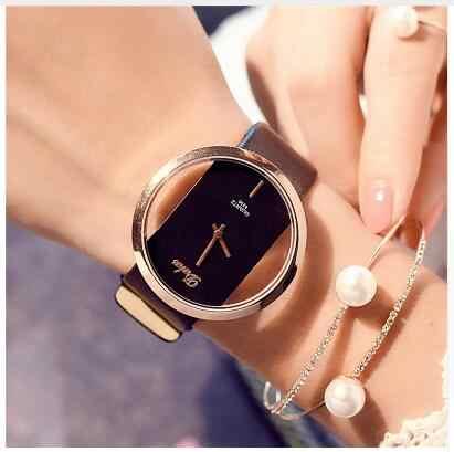 """Nóng Nữ Thời Trang Dây Da Cao Cấp SKMEI Dây Đeo Đồng Hồ Nữ Đồng Hồ Casual Nữ Dây Reloj Mujer """"Reloj"""