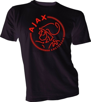 Camiseta de fútbol AFC Ajax Amsterdam, camiseta hecha a mano para equipos deportivos