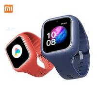 Original Xiaomi MiTU kinder Smart Uhr 4G 1 3 Zoll 2MP GPS Kind Uhr IPX7 Wasserdichte Kinder AI Studium smartwatch