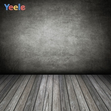 Yeele Fade Wall Retro Wood Floor Photocall Grunge Photography Backdrops Personalized Photographic Backgrounds For Photo Studio