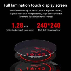 Image 4 - Смарт часы E3 мужские водонепроницаемые, IP68, с отображением погоды