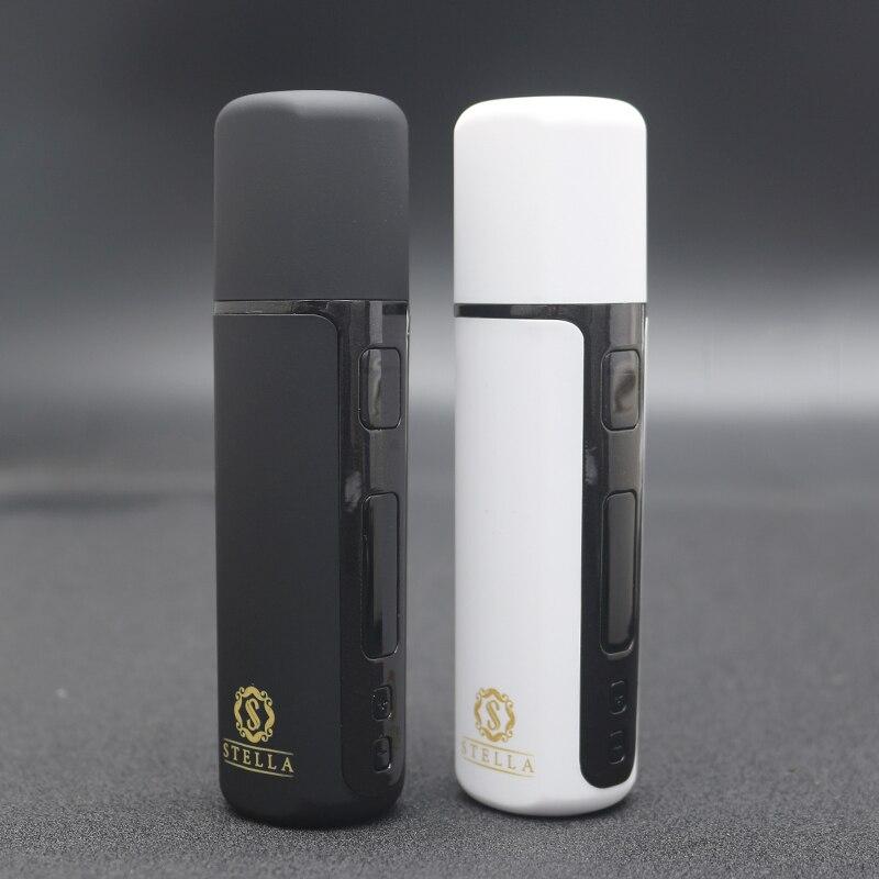 Nova STELLA J1 Kit vara Kit versão melhorada 2600mah ecig erva seca vaporizador para cigarro de tabaco cartuchos de aquecimento