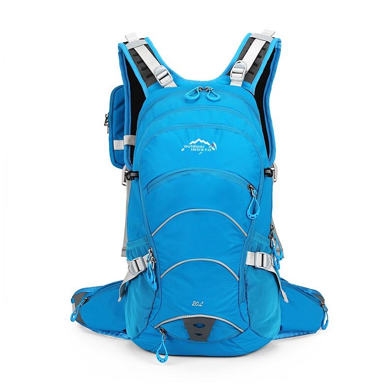 saco de desporto durável 2l saco de água