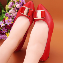 Cowhide Spring Casual Shoes Women Flats Slip On Women Shoes 2020 Genuine Leather Flat Shoes Woman Handmade Pointed Toe Loafers floral shoes female 2018 genuine leather women s flat shoes handmade slip on stitches flats round toe comfort shoes for women