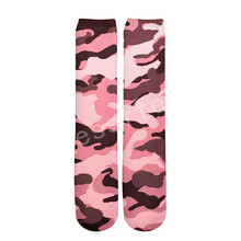 Tessffel Camo Hunter soldier New Fashion Harajuku casual Unisex 3Dfull Print boys/girls/mens/womens colorful ankle socks style-2