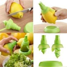 Кухонные аксессуары креативный распылитель для лимона фруктовый