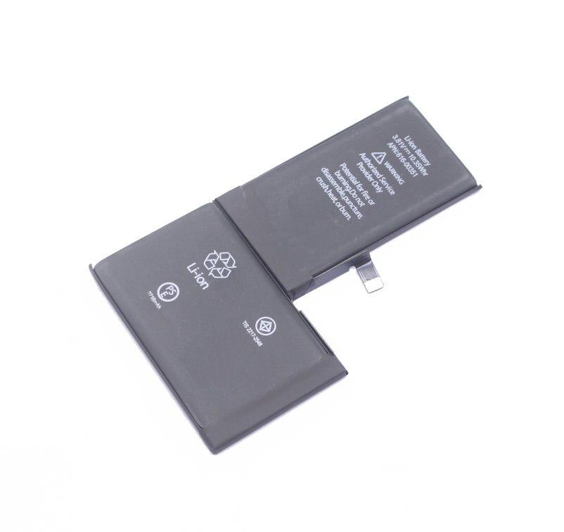 10 sztuk/partia 2716mAh 0 zero cyklu wymiana baterii litowo-polimerowej dla iPhone x 10 akumulatory