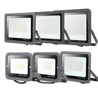 Led Floodlight PIR Motion Sensor Led Flood Light 10W 20W 30W 50W 100W 150W 200W 300W500W light outdoor waterproof IP66 Spotlight