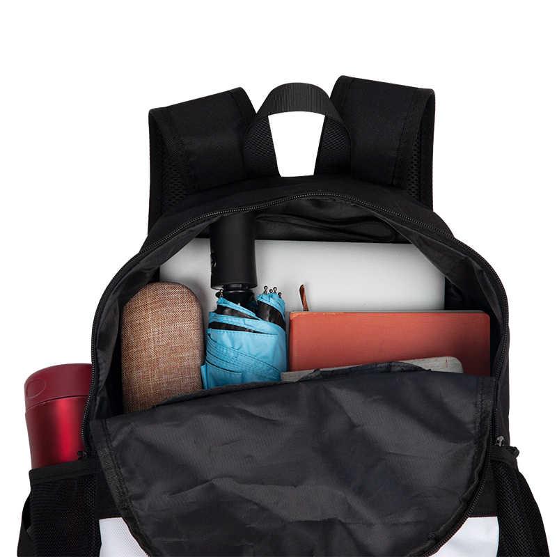 Animal de compagnie mode lunettes de soleil musique Bulldog sac à dos résistance à l'usure sac à dos pour ordinateur portable livre sac décontracté sacs de sport sac d'école