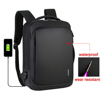 Multifunctional Laptop Backpack For Men Anti Theft Bag USB Charging Big Capacity Wear Resist Travel Business School Backpack