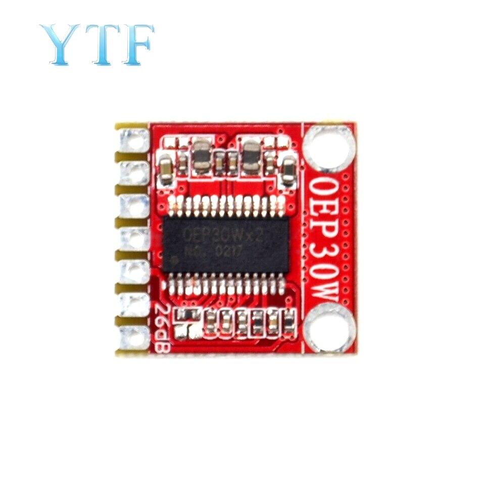 OEP30W Mono Digital Amplifier Board Module Diy Amplifier Kit 30W D Class