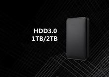 Disco rígido externo portátil hd de usb 3.0 1tb 2tb hdd para o portátil/mac