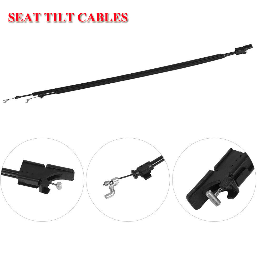 Right Hand Front Seat Tilt Cables Driver Side 1441166 Fit for FORD Fiesta MK6 2001 2002 2003 2004 2005 2006 2007 2008 image