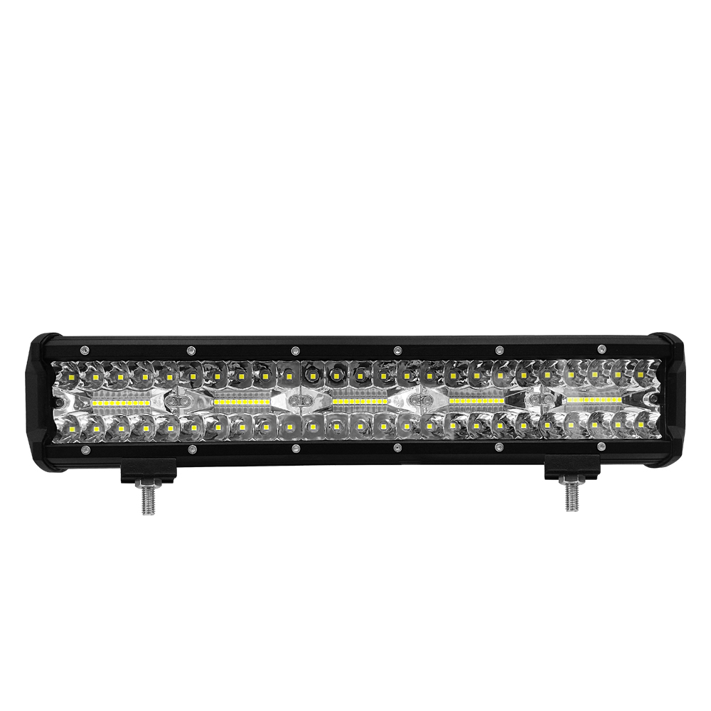 Super Bright High Power 300W 15inch LED Strip Light LED Work Light for Car Tractor Boat OffRoad Truck  Driving LED Light Bar