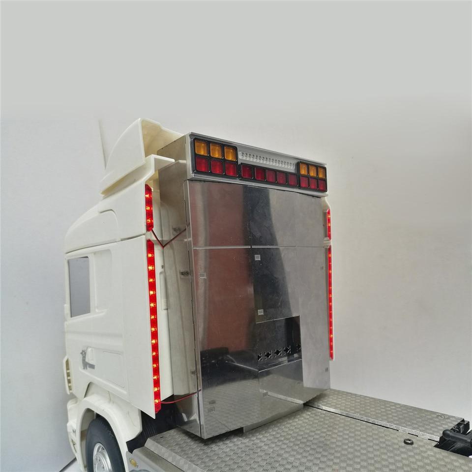 For 1//14 TAMIYA Scania 620 56323 730 470 Model Car Side Light Bar Stand Part