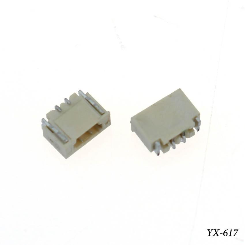 YuXi 2 шт. запасные части для rend переключатель NS Joy Con печатной платы гибкий кабель Разъем зажим запасные части