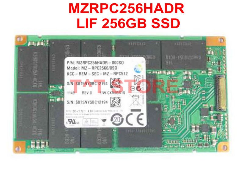 Original LIF 256GB SSD For VPCZ2 SVZ13 Series 1.8