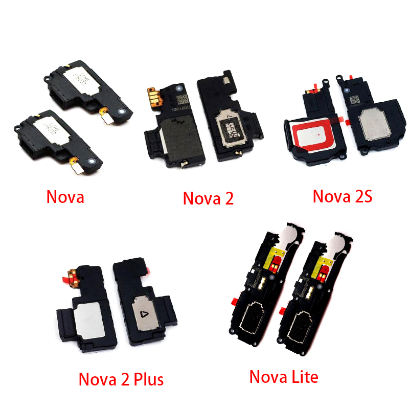New Loud Speaker Buzzer Ringer For Huawei Nova Lite 2 2i 2S Plus 3 3i 3e 4 4e 5 Pro LoudSpeaker Replacement Accessories Parts