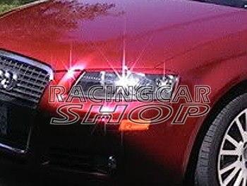 UNPAINTED  Eyelids Eyebrows For Audi A3 3Door Hatchback 2003-2005 1pair A070EF 1