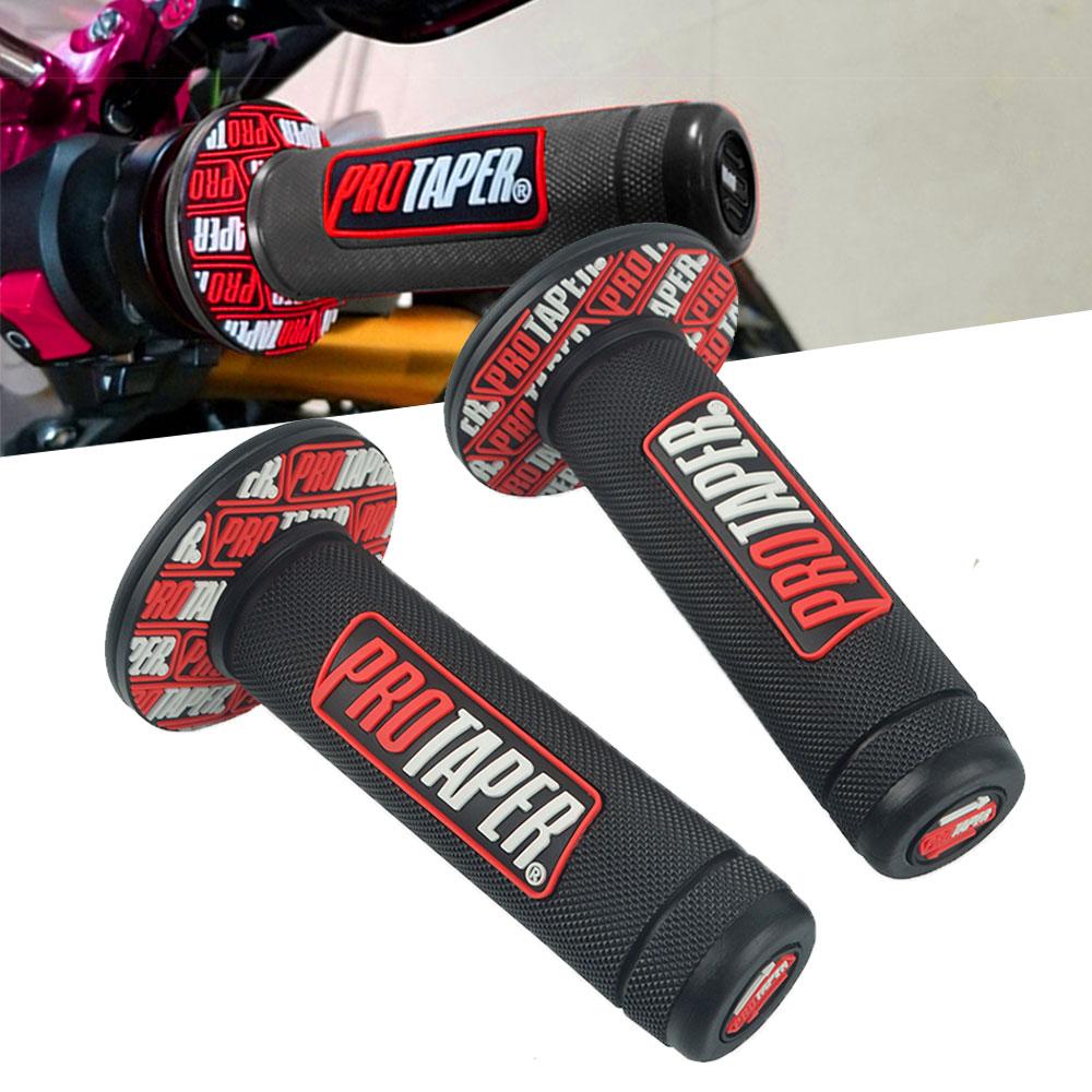 Рукоятка для велосипеда грязи 22 мм крышка рукоятки для Yamaha TTR TW TY WR XG XT XTZ YFZ 125 200 225 230 250 400 426 450 600 F R/X Z X