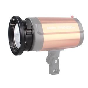 Image 5 - Godox universal mini 98mm flash monta para bowens montagem anel adaptadores estúdio strobe godox 160 w 250 w 300 w