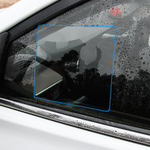 Film de protection Anti-buée pour vitres latérales de voiture, étanche à la pluie, pour peugeot 206 207 307 308 407 508 et Mitsubishi asx lancer outlander