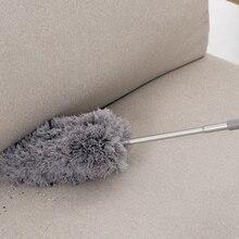 Микрофибра Пыли выдвижной бытовой очиститель перо пыли автомобиля уборочная машина от пыли щетка