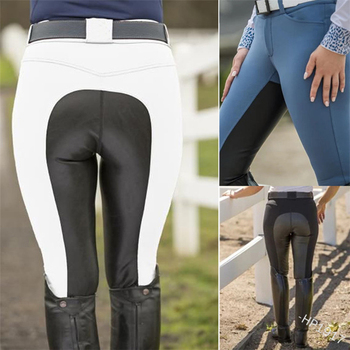 """Designed For Comfort """" Perfect Fit """" - Womens Equestrian Racing Pants   2"""