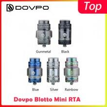 Mới Nhất Dovpo Blotto Mini RTA Với Đường Kính 23.4Mm & 2.0Ml/Dung Tích 4.0Ml & Top Làm Đầy Thiết Kế thuốc Lá Điện Tử Atomizer