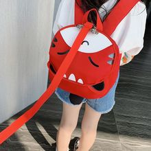 Children Cartoon Animal Backpack Anti-Lost School Bag for Toddler Kids Girl Boy