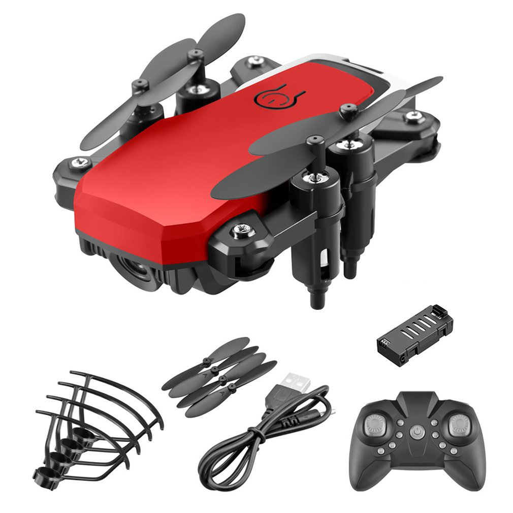Foldable Drone Mini Optical Flow Positioning Remote Control Aircraft HD Camera Aerial Four-axis Aircraft Aerial Drone Toy