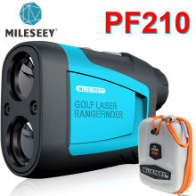 Mileseey PF210 600M Yd Golf Laser Rangefinder Mini Golf Rangefinder Sport Laser Measure Distance Meter Golf Rangefinder for Hunt