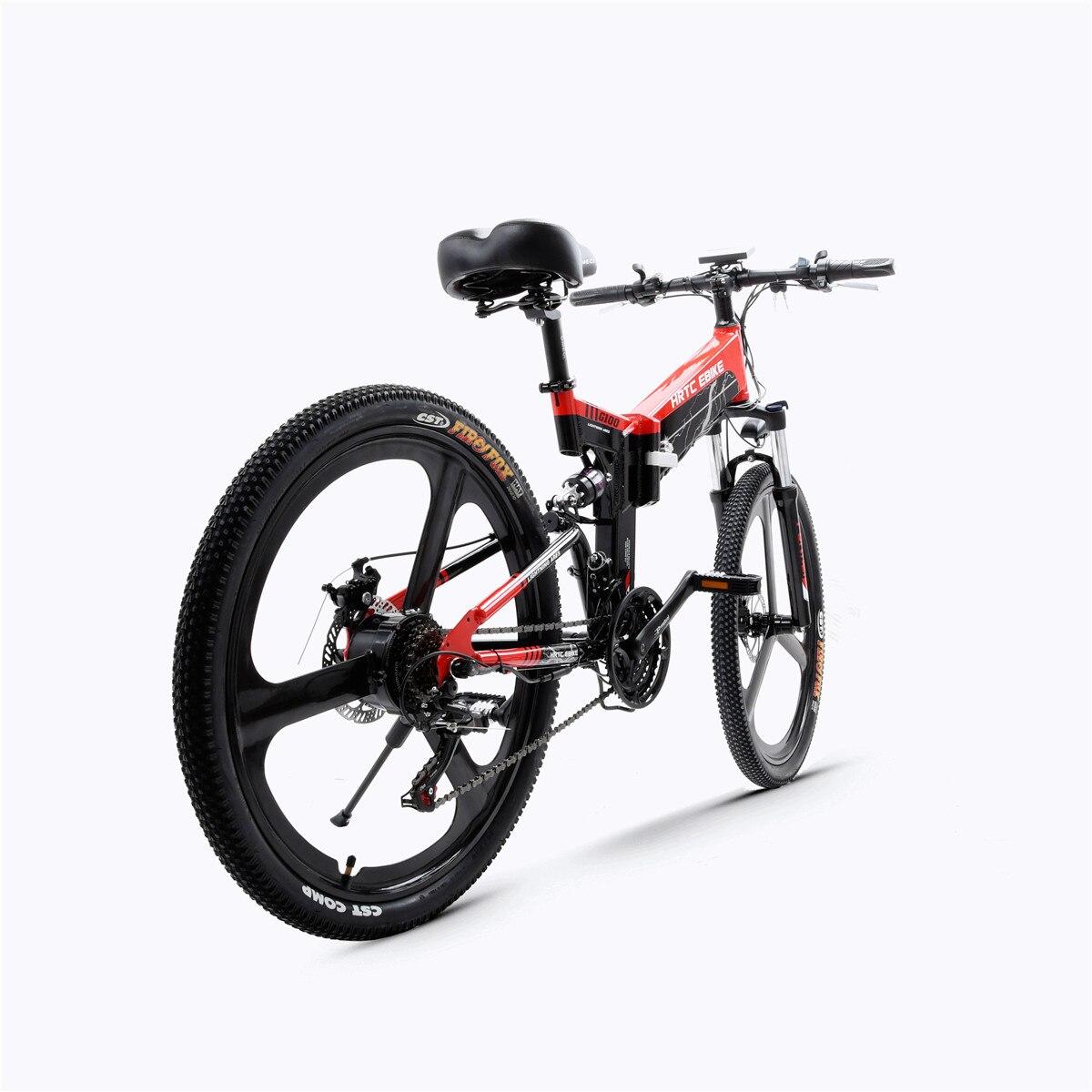 26 cal elektryczny rower górski 48V400W szybki silnik lekka rama ukryta bateria litowa lcd3 elektryczny ebike