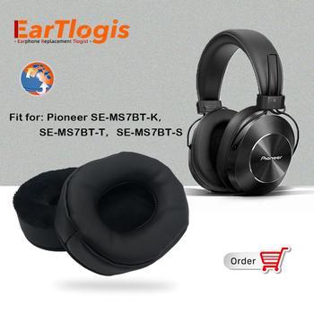 Almohadillas para los oídos de repuesto para SE-MS7BT-K Pioneer, piezas para auriculares,...
