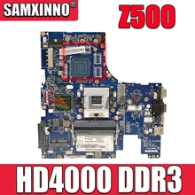 Akemy материнская плата для ноутбука Lenovo Ideapad Z500 VIWZ1 Z2 LA-9063P материнская плата HM76 UMA HD4000 DDR3