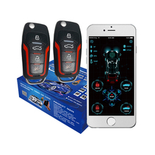cardot 4g pke keyless engine start anti-hijacking gps tracking car alarm system