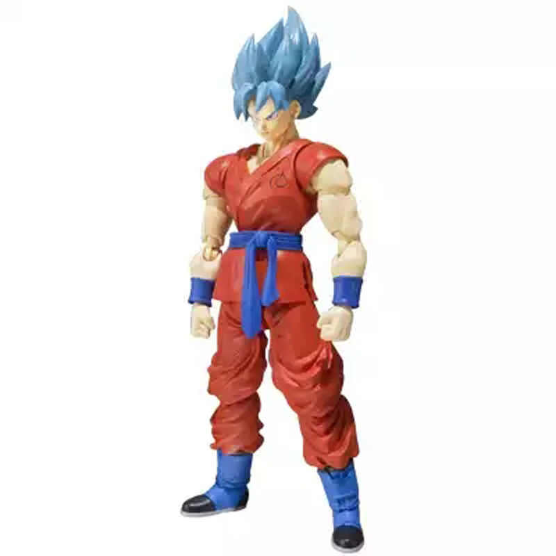 Ultimate Fighter SSJ Goku shf Vegeta Dragon Ball Z DBZ Vegetto Figurals Collectible Japão Figura de Ação DO PVC Brinquedos