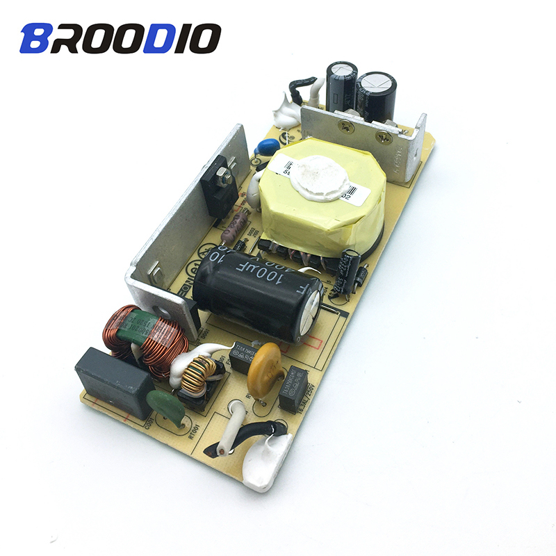AC-DC 12V 8A Switching Power Supply Circuit Board Module For Monitor LCD Built-in Power Plate 12V96W Bare Board 110-240V 50 60HZ