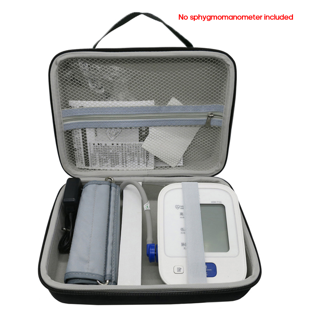 Tonometer Travel Bags Storage Bag Cubes Storage Box Luggage Bags Blood Pressure Monitor Clothes And Shoes Items Storage