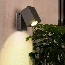 Складной светодиодный водонепроницаемый настенный светильник