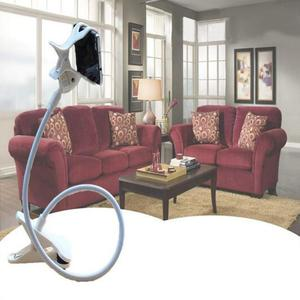 Phone Holder Lazy Bracket Flexible 360 Clip Mobile Cell Lazy Holder Bed Desktop Bracket Mount Stand Bedroom Gym Office
